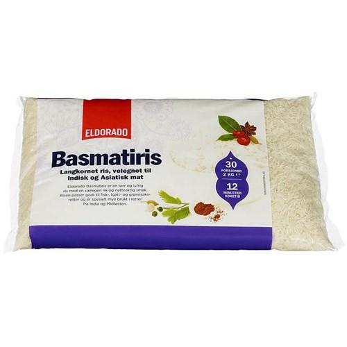 BASMATIRIS ELDORADO 2KGX6POS