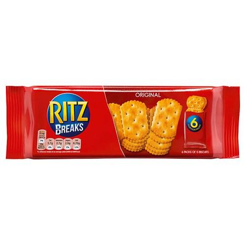 RITZ BREAKS ORIGINAL 38GX6 190GX8PK