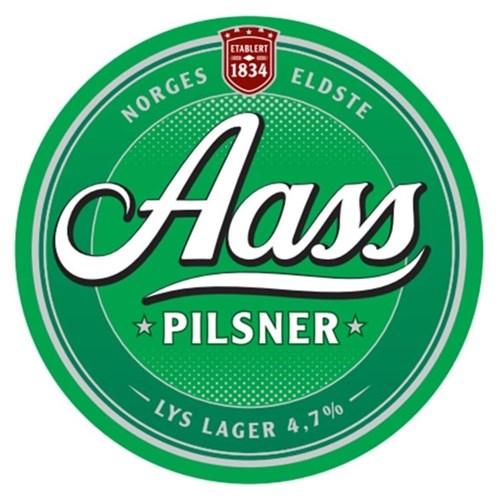 AASS PILSNER 30L FAT