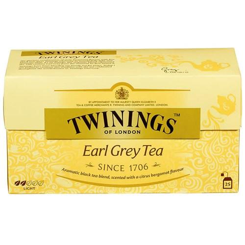 EARL GREY TEA 25POSX12PK TWININGS