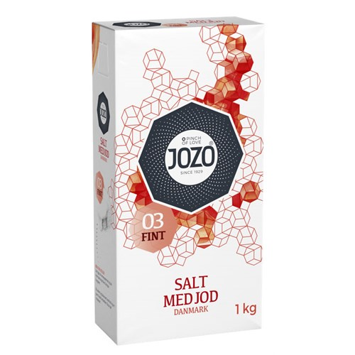 SALT JOZO HUSH. M/JOD 1KGX10PK