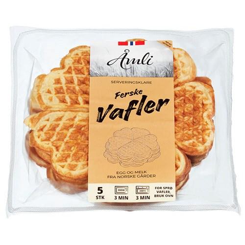 VAFFEL FERDIG STEKT 5STKX7PK ÅMLI