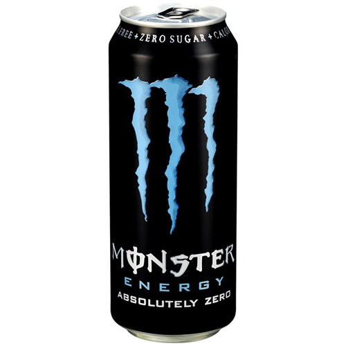 MONSTER ZERO 0,5LX24STK COCA COLA