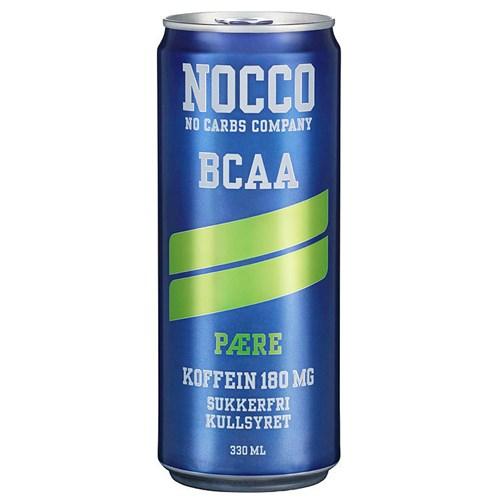 NOCCO BCAA PÆRE 0,33LX24STK
