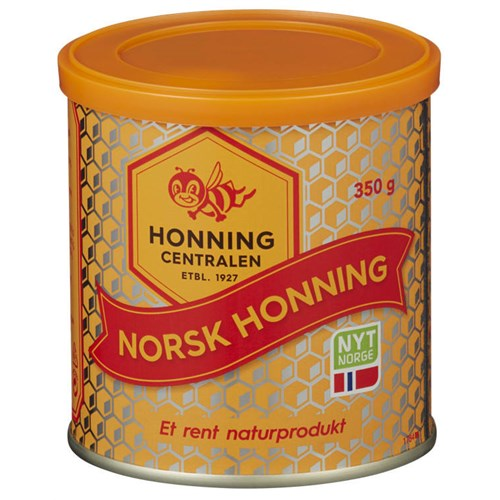 HONNING EKTE NORSK 350GX15ST HONNINGCENTRALEN