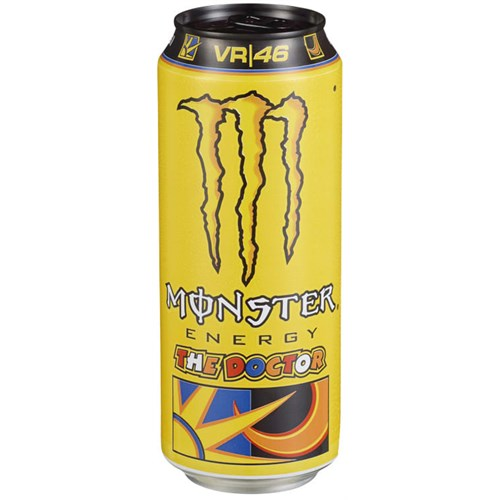 MONSTER ROSSI 0,5LX24BX COCA-COLA
