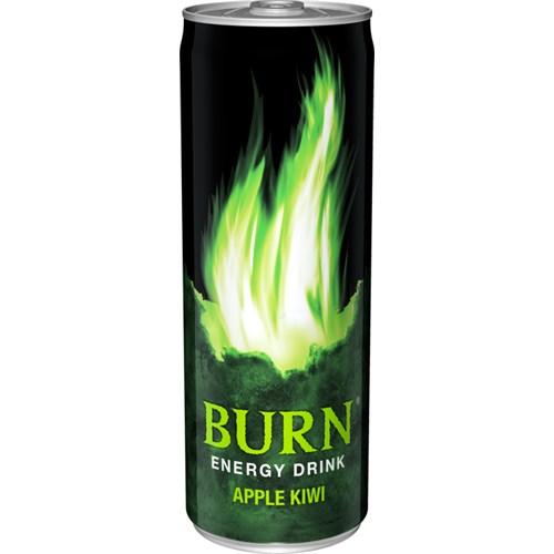 BURN APPLE/KIWI 500MLX12BX COCA COLA