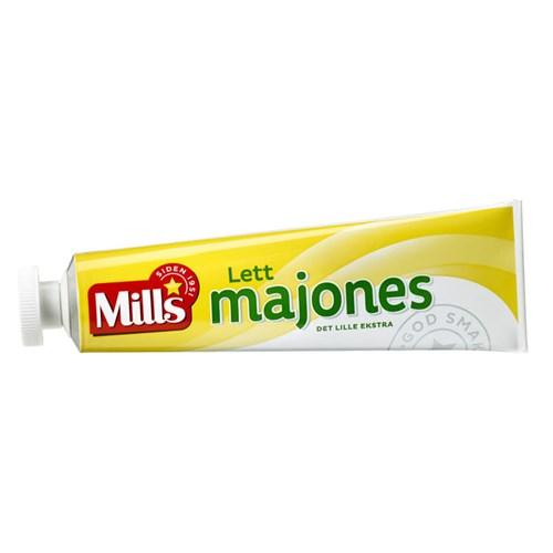 MAJONES LETT 170GX16STK  I TUBE MILLS
