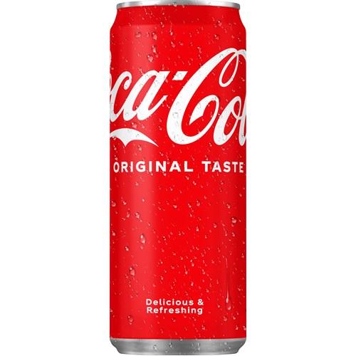 COCA COLA 0,33LX20STK SLIMBOKS