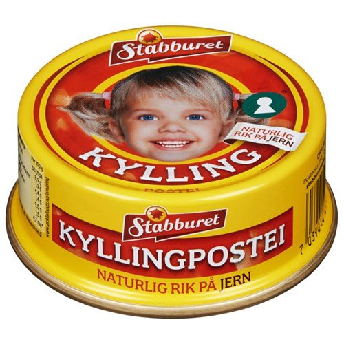 KYLLINGPOSTEI 100GX16STK ORKLA