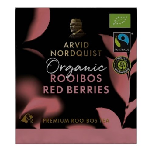 TE ROOIBOS RUBY RED 40POSX3PK ARVID NORDQUIST