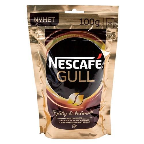 NESCAFE GULL 100GX12POS REFILL
