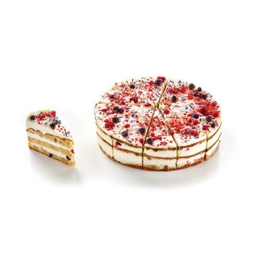 SNOW WHITE`S FOREST FRUIT CAKE 1250G K.G