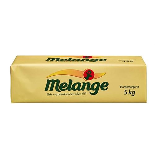 MARGARIN MELANGE 5KGX2STK BLOKK MILLS