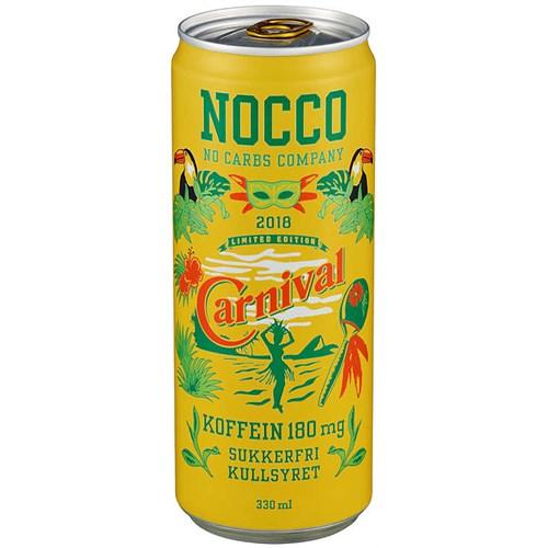 NOCCO CARNEVAL 0,33LX24BX