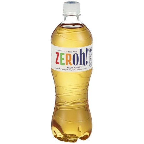 ZEROH! FRUIT FUSION 0,8LX6FLS