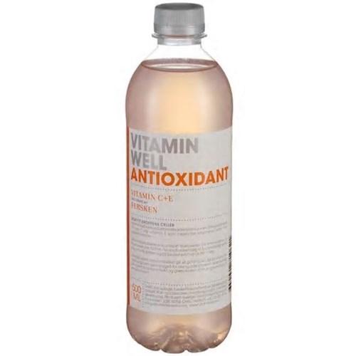 VITAMIN WELL ANTIOXIDANT 0,5LX12FL