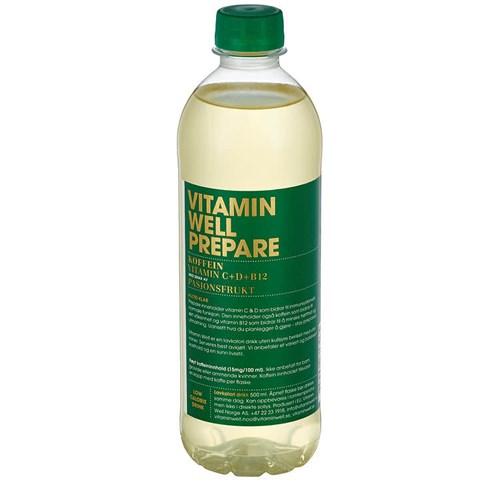 VITAMIN WELL PREPARE 0,5LX12FL