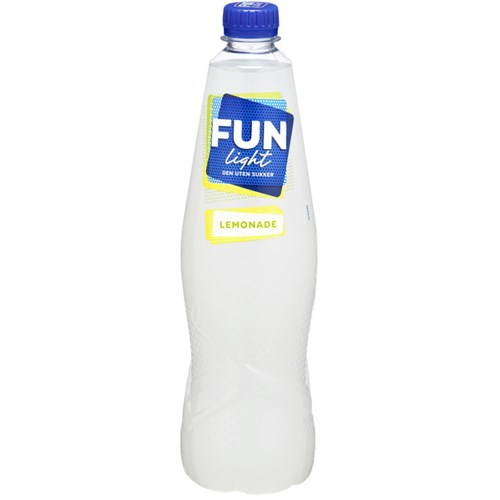 FUN LIGHT LEMONADE 0,8LX6FLS