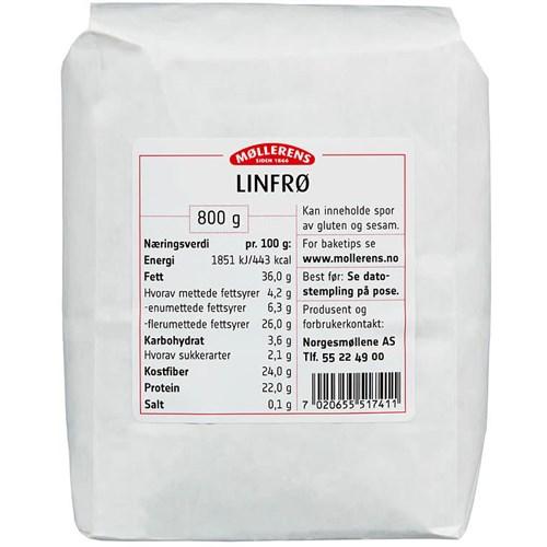 LINFRØ 800GX10POS MØLLERENS