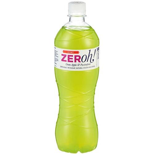 ZEROH! GREEN APPLE&PASSIONFRUIT 0,8L X6FL