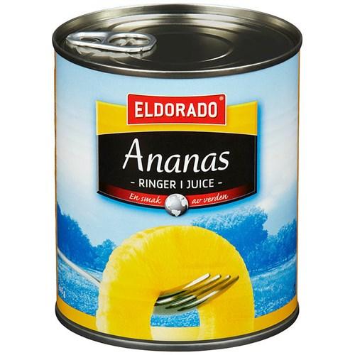 ANANAS I SKIVER I JUICE 825GX12BX ELDORADO