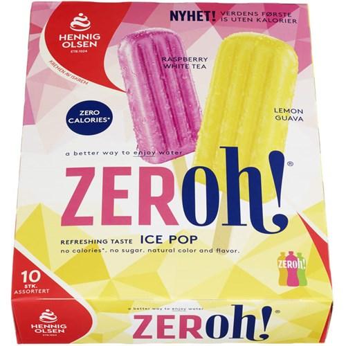 ZEROH! ICE POP MULTIPACK 10STKX8PK H.O