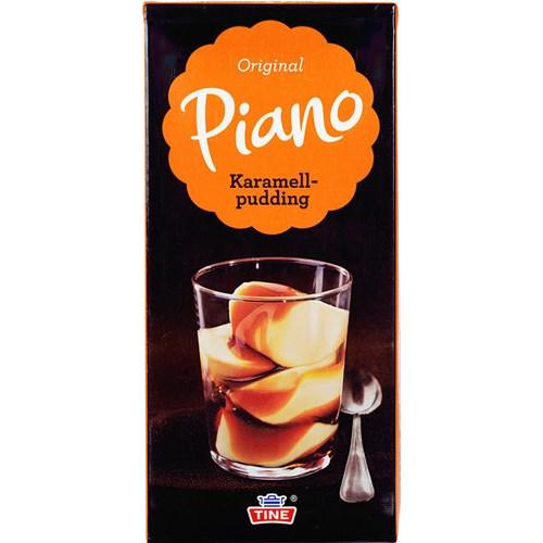 KARAMELLPUDDING 1LX8PK PIANO