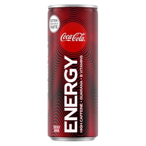 COCA-COLA ENERGY 0,25LX12STK COCA-COLA