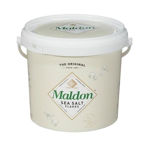 MALDON FLAKSALT 1400G BØTTE
