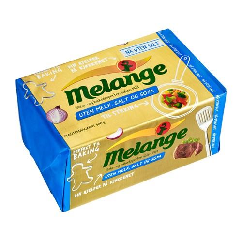MELANGE U/SALT&MELK 500GX12PK MILLS