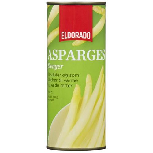 ASPARGES STANG HVIT 250GX24STK ELDORADO