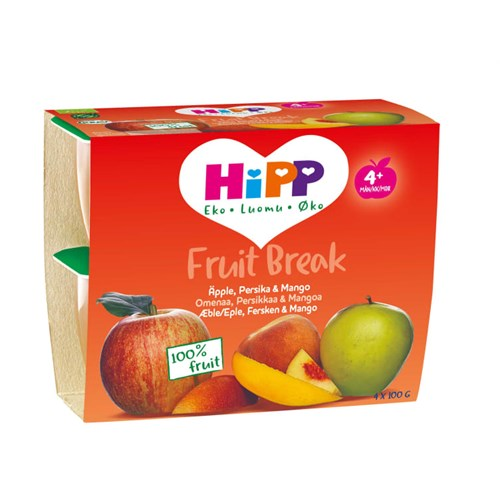 FRUIT BREAK EPLE/BANAN 4PKX6STK