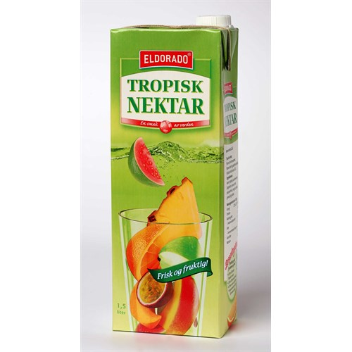 TROPISK NEKTAR 1,5LX8STK ELDORADO