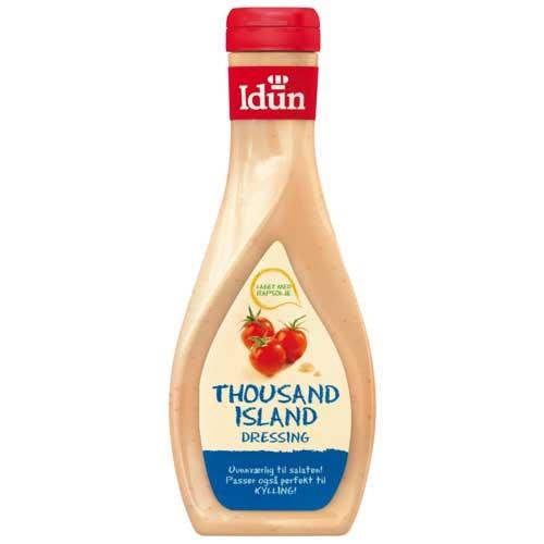 TH-ISLAND DRESSING 450GX8FL IDUN