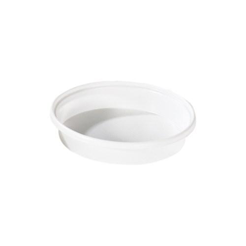 DEMOBEGER PLAST HVIT 150STKX23 PK